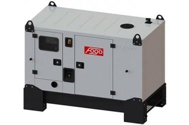 Дизельный генератор FOGO FDG 60.I3A в кожухе с АВР