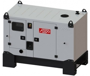 Дизельный генератор FOGO FDG 60.I3A в кожухе