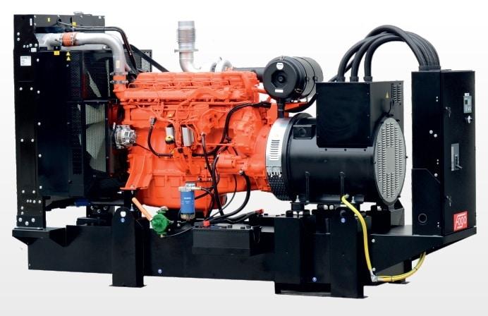 Дизельный генератор FOGO FDF 300.SA