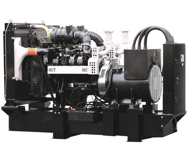 Дизельный генератор FOGO FDF 660.DA