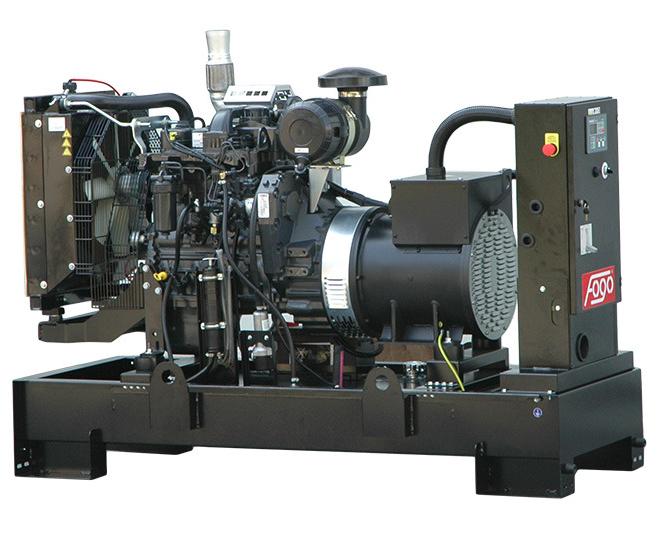 Дизельный генератор FOGO FDF 455.PA с АВР